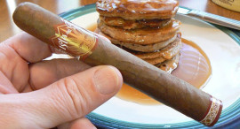 Tampa Bay Cigars - BREAKFAST